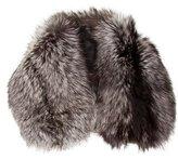 Vera Wang Fox Fur Stole