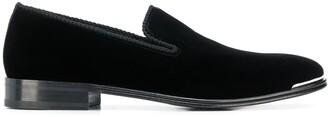 Alexander McQueen Metal Detail Loafers