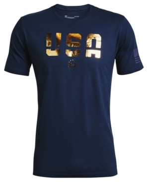 Under Armour Men's Freedom Usa T-Shirt