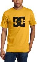 DC Men's Star T Shirt, Royal Blue/White