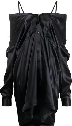 Andrea Ya'aqov Openable Shirt