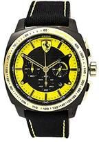 Ferrari 830291 'AERO EVO' Quartz Resin and Nylon Watch