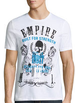 i jeans by Buffalo Short Sleeve Crew Neck T-Shirt
