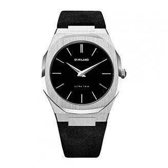 Milano D1 A-UT01 Silver Ultra Thin Watch