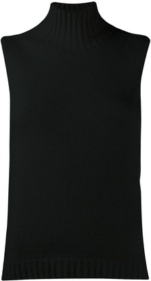 Stefano Mortari tank knit sweater