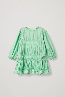 Cos Smocked Dress