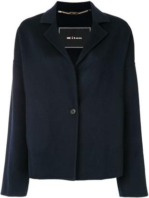 Kiton Single-Breasted Jacket