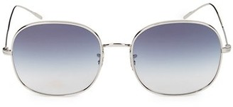 Oliver Peoples 57MM Square Sunglasses