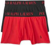 Polo Ralph Lauren Men's 2 Pack Boxer Briefs