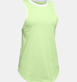 Under Armour Girls' UA Sportstyle Tank