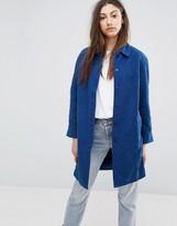 YMC Paisley Mac Coat