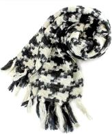 Tigerlily Black White Scarf