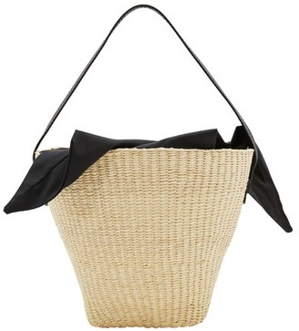 Sensi Basket with leather handle
