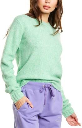 Helmut Lang Brushed Wool & Alpaca-Blend Sweater