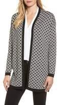Chaus Women's Geometric Jacquard Sweater