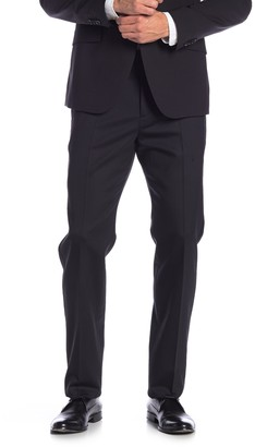 Theory Jake Tuxedo Wool Pants