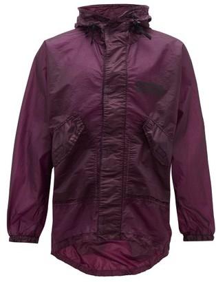 ban.do Nemen Hooded Rain Jacket - Mens - Purple