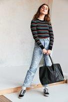 Erika Classic Leather Tote Bag