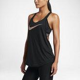 Nike Flow Metallic Women's Training Tank