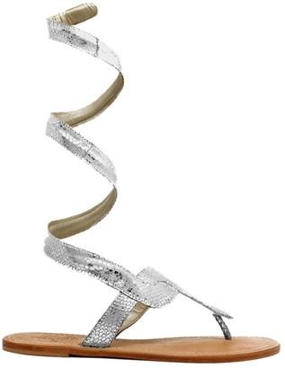 Aspiga Cobra Sandals Silver