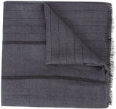 Brunello Cucinelli striped scarf