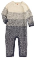 Tea Collection Ohara Sweater Romper (Baby Boys)