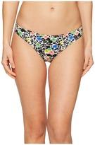 Paul Smith Poppy Floral Classic Brief Women's Swimwear