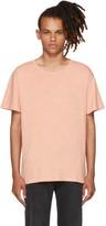 Simon Miller Pink Garçon T-shirt