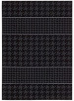 Joseph Abboud Griffith Charcoal Area Rug by Nourison (9'6 x 13')