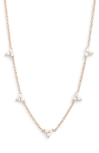 Ef Collection Diamond Necklace