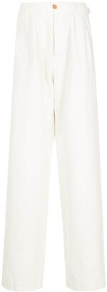 Kent & Curwen High Waisted Trousers