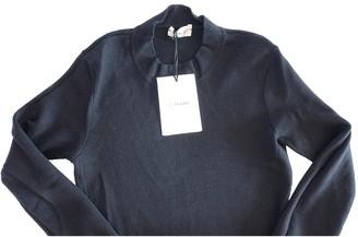Lemaire Blue Wool Dresses