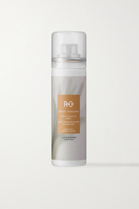 R+CO RCo - Bright Shadows Root Touch-up Spray - Dark Blonde, 59ml