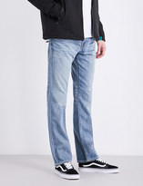 True Religion Ricky relaxed-fit straight-leg stretch-denim jeans