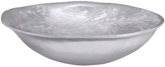 Mariposa Shimmer Large Serving Bowl