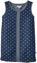 Appaman Sydney Dress (Toddler/Kid) - Blue Depths - 5