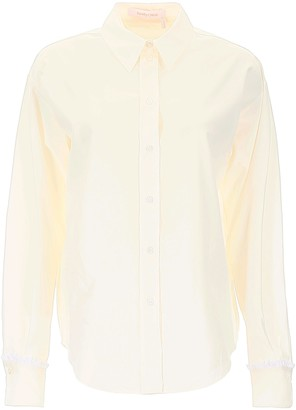 See by Chloe Shirt With Lace Details