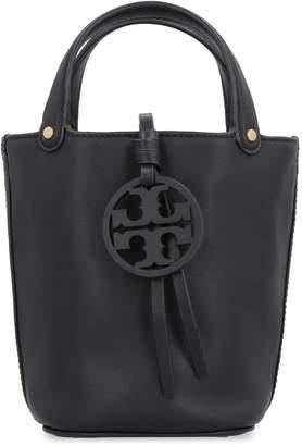 Tory Burch Miller Leather Mini Bucket-bag
