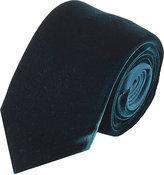 Penrose London Men's Velvet & Satin Tie