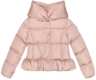 Moncler Enfant Cayolle quilted down jacket