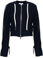 3.1 Phillip Lim Striped Cotton-blend Jacket