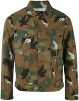 Paura camouflage 'Jose' jacket - men - Cotton - L