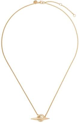 Shaun Leane Arc T-Bar necklace