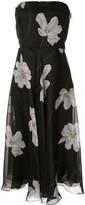 Ralph Lauren floral formal dress