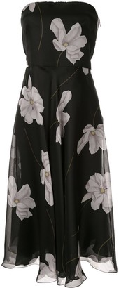 Ralph Lauren Collection Floral Formal Dress