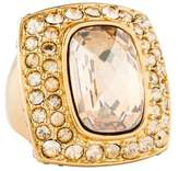 Judith Leiber Markie Crystal Cocktail Ring