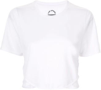 The Upside cropped T-shirt