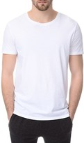 ATM Anthony Thomas Melillo ATM Classic Jersey Slim Fit Crewneck Tee