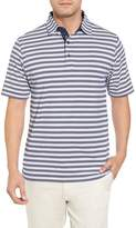Bobby Jones XH2O Del Mar Stripe Jersey Polo