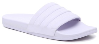 adidas Adilette Cloudfoam Mono Slide Sandal - Women's